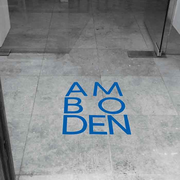 Tommi Brem, Jörg Eberwein /// Am Boden