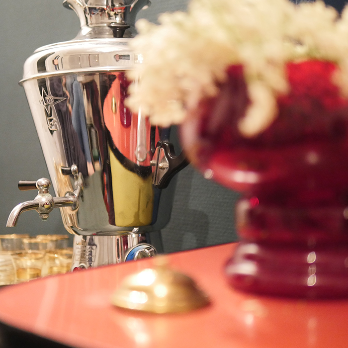 Café Beirut /// Ausstellungsprojekt