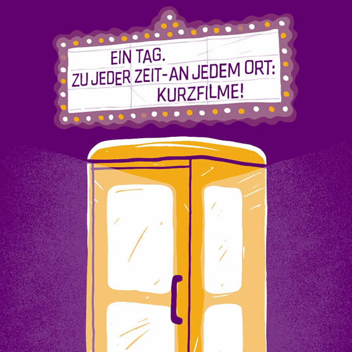 Golden Shorts /// Kurzfilmtag