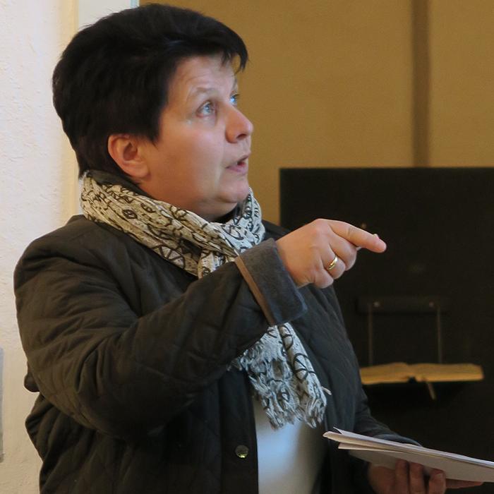 Dr. Gudrun Litz /// Vortrag