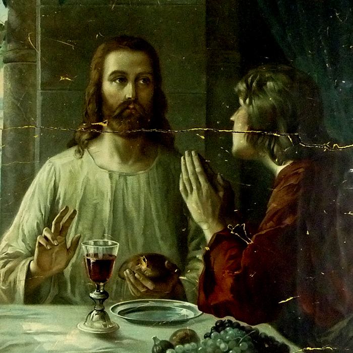 Tommi Brem /// Livin' with Jesus